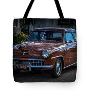 Studabacker Tote Bag