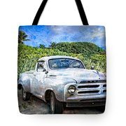 Studebaker Goes To The Beach Tote Bag
