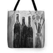 Studio Girl Tote Bag