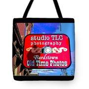 Studio Tlc In Bardstown Kentucky Tote Bag
