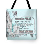 Studio Tlc Transparency Tote Bag