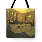 Study, From Repertoire Of Modern Taste Tote Bag