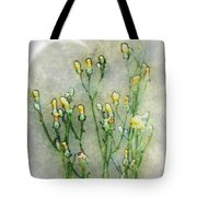 Nature Study In Moonlight Tote Bag