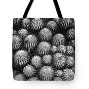 Study In Spines 2 Tote Bag