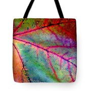 Study Of A Leaf Tote Bag