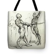 study of Spotters Tote Bag