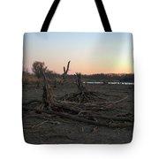 Stump Field Tote Bag
