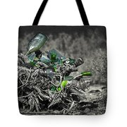 Stumped To Stop Tote Bag