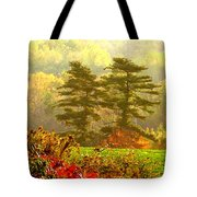 Stunning - Looks Like A Painting - Autumn Landscape  Tote Bag