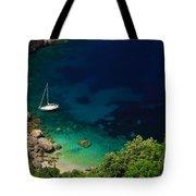 Stunning Beach Kefalonia Tote Bag