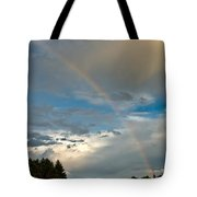 Stunning Rainbow Tote Bag