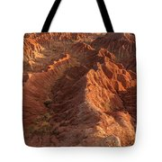 Stunning Red Rock Formations Tote Bag