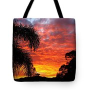 Stunning Sunset Tote Bag