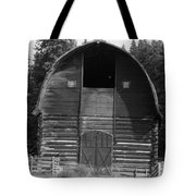 Sturdy Old Barn Tote Bag