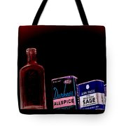 Sturgeon Point Lighthouse Medical Cabinet Tote Bag