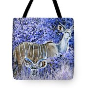 Styled Environment- Modern Kudus V3 Tote Bag
