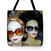 Stylin In Shades Tote Bag