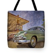 Stylish Chevy Tote Bag