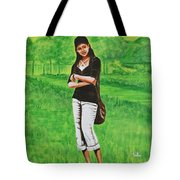 Stylish Miss Tote Bag