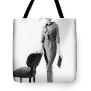 Stylish Woman Tote Bag