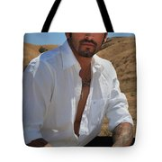 Suave Tote Bag by Laurie Search