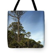 Sub Tropical Heaven Tote Bag