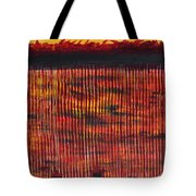 Subterranean Skyline Tote Bag