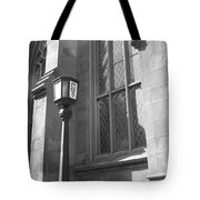 Subway Prayer Tote Bag