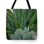 Succulent Greens Tote Bag