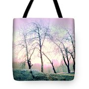 It's Such A Cold World We Live In  Tote Bag
