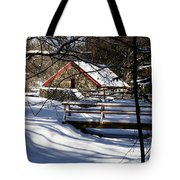 Sudbury - Grist Mill In The Woods Tote Bag
