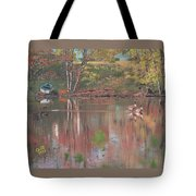 Sudbury River Tote Bag