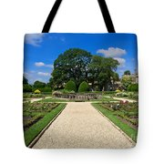 Sudeley Castle Gardens In The Cotswolds Tote Bag