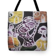Suffering From Sickness Tote Bag