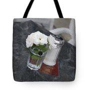 Sugar And Flowers Tote Bag
