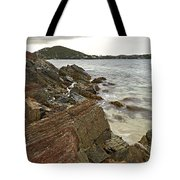 Sugar Bay Rocks Tote Bag