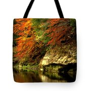 Sugar Creek Tote Bag