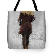 Suicide Blonde Tote Bag