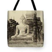 Buddha Sukhothai Thailand 1 Tote Bag