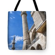 Suleiman Mosque 08 Tote Bag