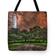 Sulfur Springs Tower Tote Bag