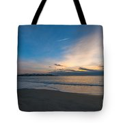 Sullivan's Island Sc Sunrise Tote Bag