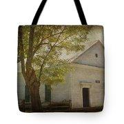 Sulphur Springs Methodist Church Tote Bag