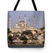 Sultan Ahmet Camii Tote Bag