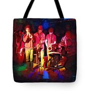 Sultans Of Swing Tote Bag