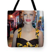 Sultry In Sunflowers Tote Bag