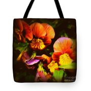 Sultry Nights - Flower Photography Tote Bag