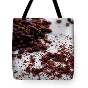 Sumac Spices Tote Bag