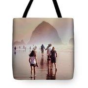 Summer At The Seashore  Tote Bag