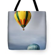 Summer Balloons Tote Bag